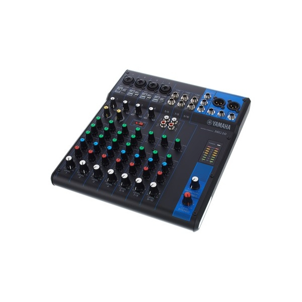 table de mixage yamaha mg10