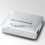 FT-807 10/100Base-TX to 100Base-FX POF Media Converter