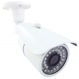 BLE-1000 Camera Bullet, CCD SONY CMOS  1000 TVL WDR  Infrarouge pour 20 metre et objectif fixe 3.6mm IP66