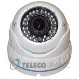 DLE-1200 Camera Minidome, CCD SONY  1000 TVL WDR  Infrarouge pour 20 metre et objectif fixe 3.6mm