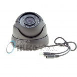 DLVE-800  Camera Minidome, CCD SONY EFFIO-A  800 TVL  Infrarouge pour 30 metre et objectif varivocal 2.8-12mmIP66