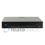 ECOREC32T  DVR 32 CANAUX H264 HYBRID