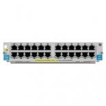 HP 24-port 10/100/1000 PoE zl Module