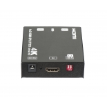 1x2 HDMI splitter support 3D,  4k@60hz YUV 4:2:0 ,HDCP1.4, EDID