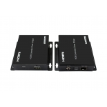60KM Ultra HD 4K HDMI Extender Over Fiber
