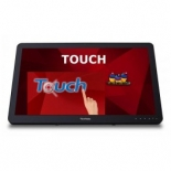 "ECRAN VIEWSONIC VSD242-BKA-US0 24"" 10-Point Touch Smart Display with HDMI"