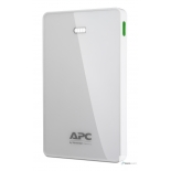 Pack d'alimentation mobile ,lithium-ion 10000mAh,blanc