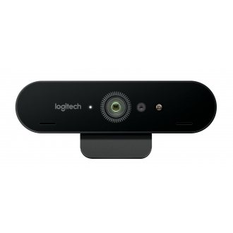Logitech BRIO webcam 4096 x 2160 pixels USB 3.2 Gen 1 (3.1 Gen 1) Noir
