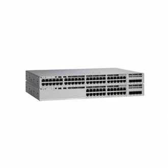 Cisco Catalyst 9200L 48-port PoE+ 4x10G uplink Switch