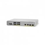 Cisco Cisco Catalyst 2960-CX 8 port compact Switch Layer 2, POE+, 124W - 8 x 10/100/1000 Ethernet Ports, 2 SFP&2GE uplinks