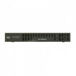 Cisco ISR 4221 Débit système de 35 Mbps à 75 Mbps, 2 ports WAN/LAN, 1 port SFP, CPU multicœur, 2 NIM