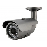 Camera Bullet, CCD SONY EFFIO-A  800 TVL  Infrarouge pour 20 metre et objectif fixe 3.6mm IP66