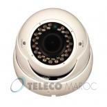 BLHVE-1000  Camera Bullet, CCD SONY  1000 TVL WDR  Infrarouge pour 40 metre et objectif varifocal 2.8-12mm IP66