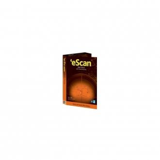 eScan Anti Virus - 1 User
