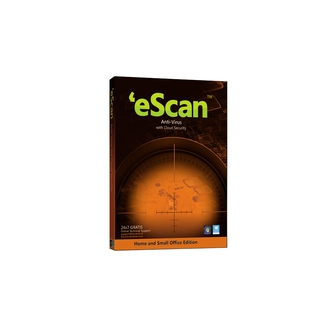 eScan AntiVirus - 5 User